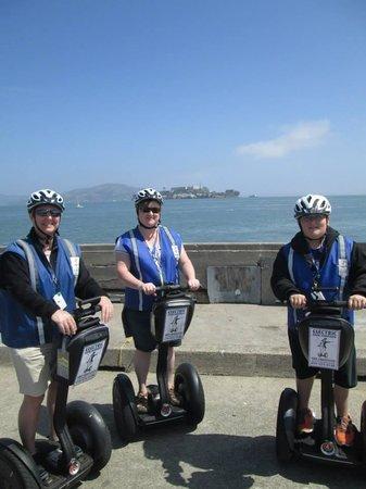 Electric Tour Company Segway Tours: Pier