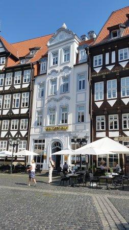 Van der Valk Hotel Hildesheim : Van der Valk hotell Hildesheim