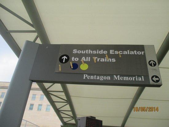 The Pentagon: Station Pentagone