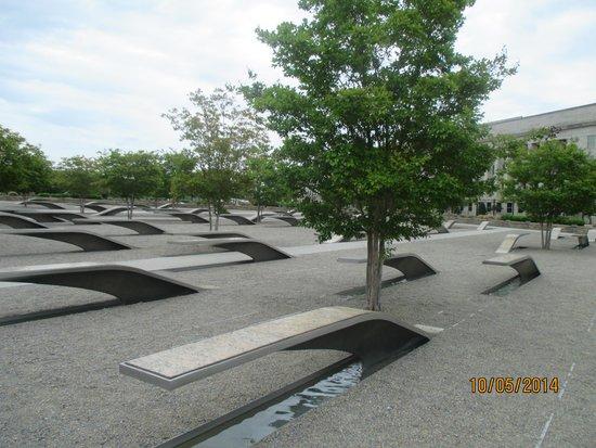 The Pentagon: Hommage aux victimes