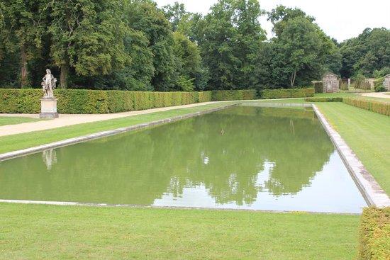 Château de Vaux-le-Vicomte : Pool