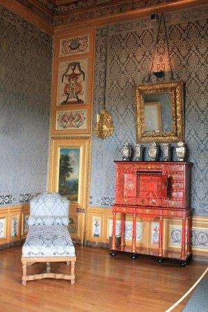 Château de Vaux-le-Vicomte : Inside the house