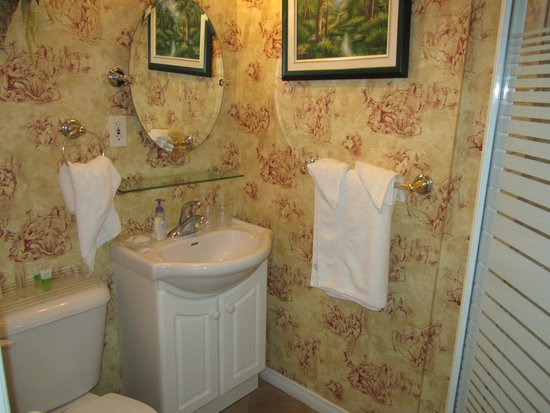 The Irish House Bed and Breakfast: Ensuite