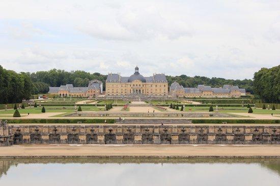 Château de Vaux-le-Vicomte : House and gardens