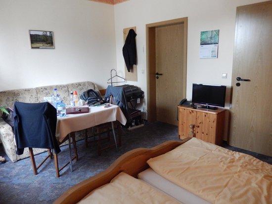Hotel Am Sutschke-Tal: Bedroom