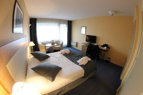 Hôtel Villa Marlioz : Chambre double