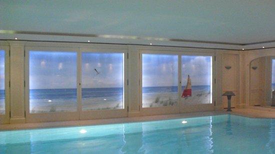 Landhaus Carstens Hotel: Swimmingpool