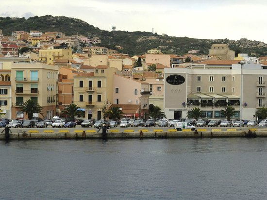 Hotel Excelsior : View from the ferry