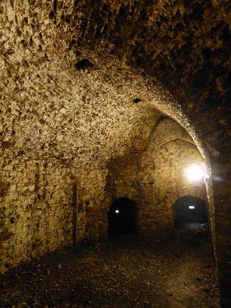 Chateau de Franchimont : kazemat