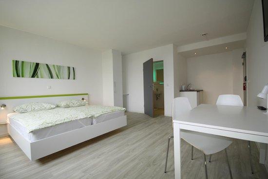Bedpark Stellingen: Apartment