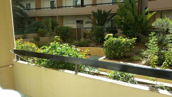 Kipriotis Hotel Rhodes: Garden