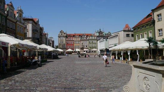 Old Market Square : Markey Square Poznan