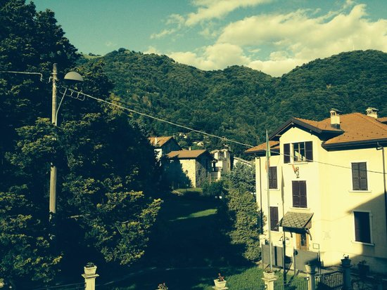 Albergo Ristorante La Torre : View from room balcony...