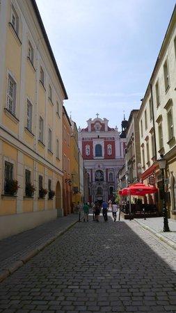 Alte Markt: Church