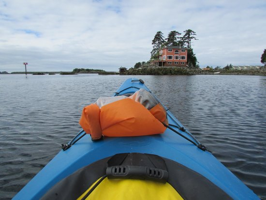 Sitka Sound Ocean Adventures: Nice kayaks