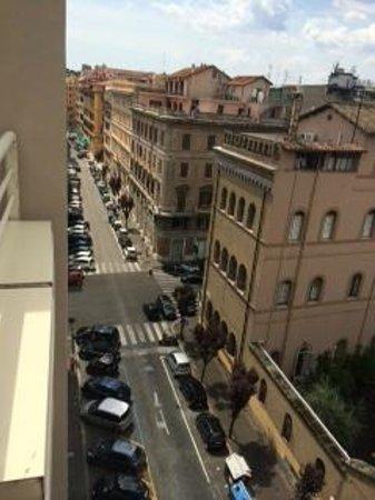 NH Collection Roma Giustiniano: Desde el balcón
