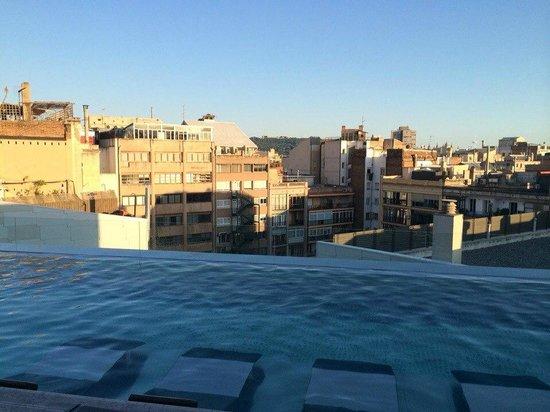 Olivia Balmes Hotel: rooftop pool