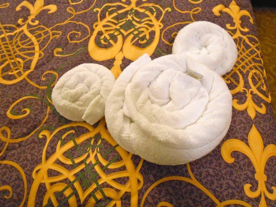 Disney's Port Orleans Resort - French Quarter: Mickey