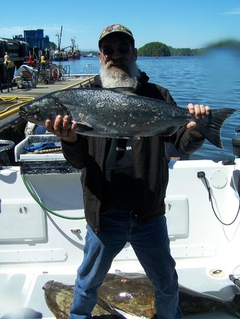 Pacific King Fishing Charters: One of the Springs