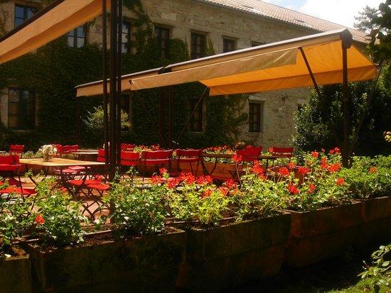 Hotel Spa Relais & Chateaux A Quinta da Auga: jardin