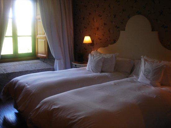 Hotel Spa Relais & Chateaux A Quinta da Auga: habitacion