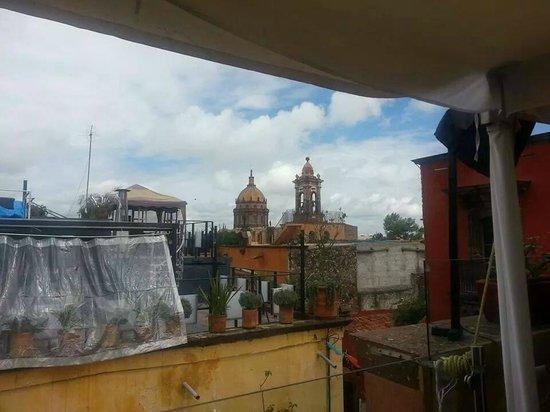 Hotel Posada de las Monjas: Muy cerca del hotel.