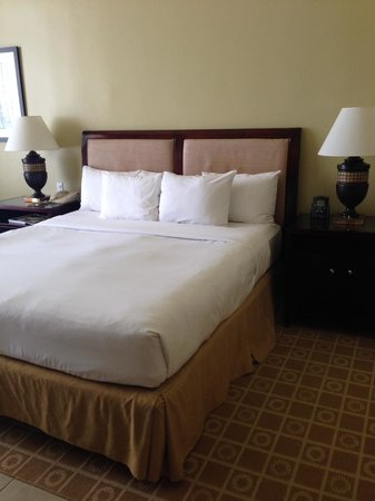 Hilton Barbados Resort: King Executive Room