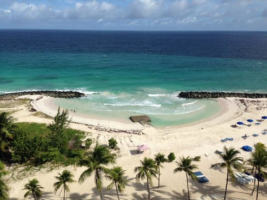 Hilton Barbados Resort: Spectacular View!