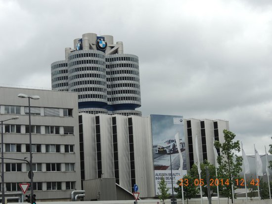 BMW Headquarters: Sede