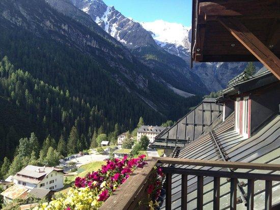 Hotel Madatsch: Towards Stelvio Pass