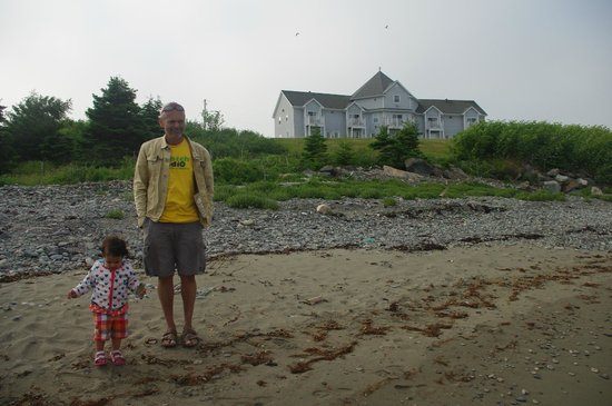 Point of View Suites at Louisbourg Gates : Beachfront