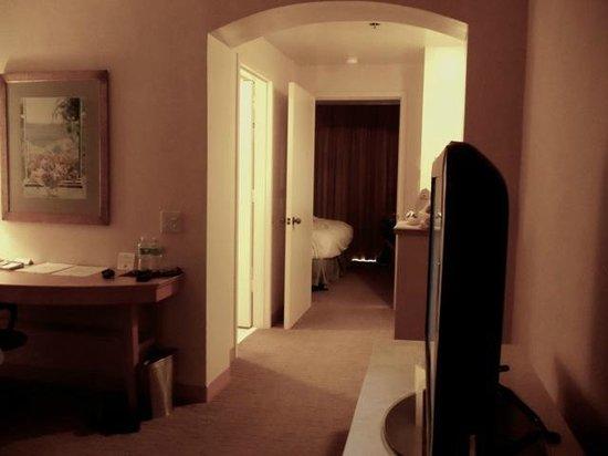 Hilton Boca Raton Suites: suite