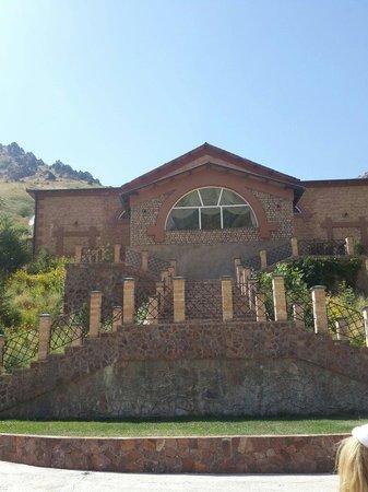 Yangiabad Tourist Base