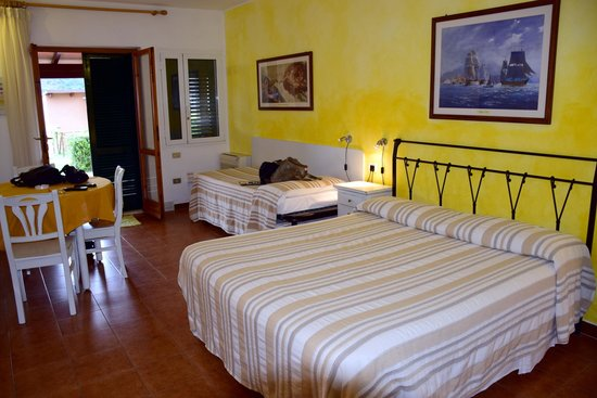 Country Hotel & Residence Da Pilade : unser Appartement
