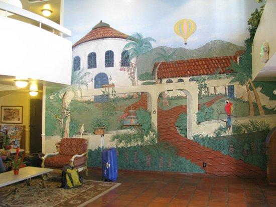 Best Western Plus Carpinteria Inn: Sala de estar/recepção