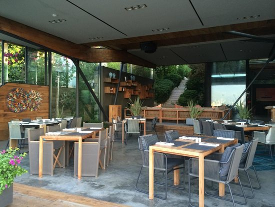Macakizi Hotel Bodrum : Breakfast room