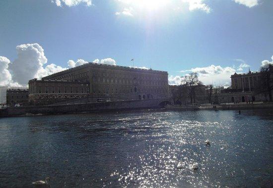 Royal Palace: Palazzo reale (Kungliga Slottet)
