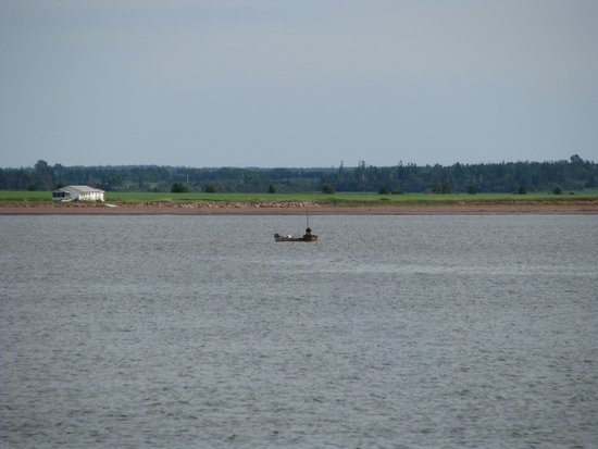 Loyalist Lakeview Resort Summerside: Oyster Fisherman