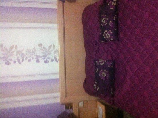 Hostellerie du Mont-Aime : Chambre