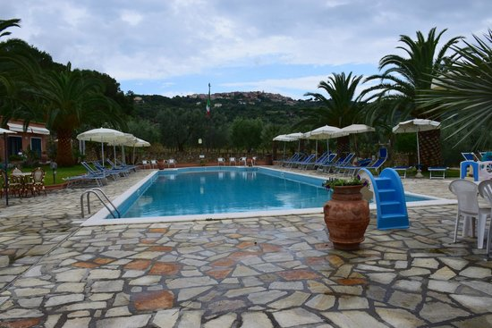 Country Hotel & Residence Da Pilade : Pool