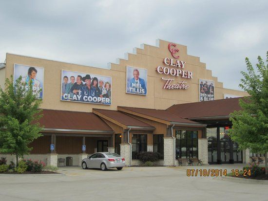 Clay Cooper Theatre: Clay Cooper Theater