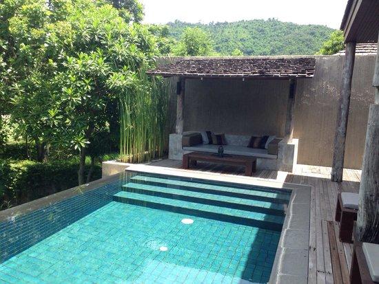 Kirimaya Golf Resort Spa: Mutimaya private pool villa