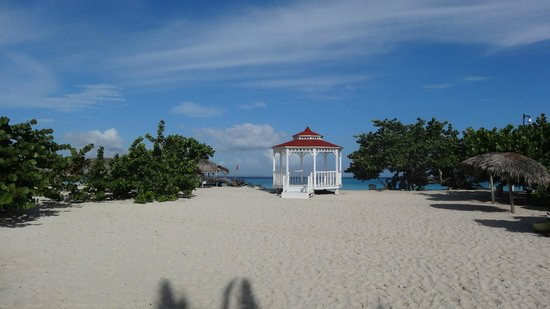 Hotel Playa Costa Verde: Beach!