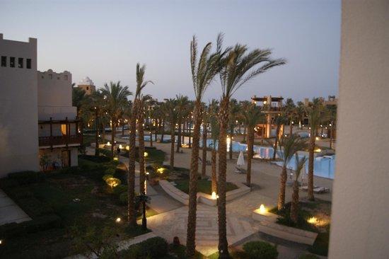 Siva Port Ghalib : otoczenie