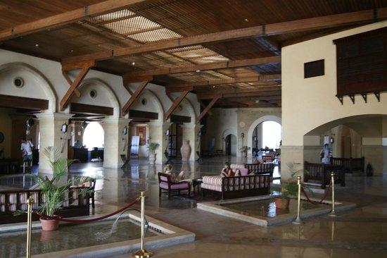 Siva Port Ghalib : recepcja
