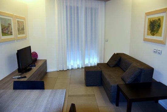 Locanda La Gazzella: unser Appartement