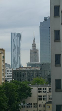 Golden Tulip Warsaw Centre : room view