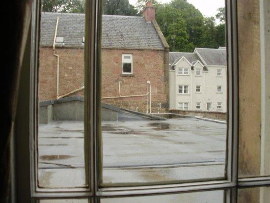 Glen Mhor Hotel & Apartments: window's view