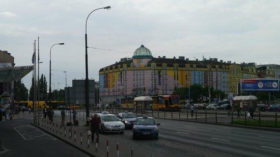 Golden Tulip Warsaw Centre: general area