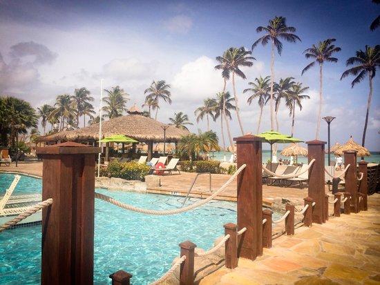 Holiday Inn Resort Aruba - Beach Resort & Casino : alberca